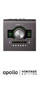 ■ご予約受付■ Universal Audio(ユニバーサルオーディオ) / APOLLO TWIN MKII DUO Heritage Edition オーディオインターフェイス 1大特典セット