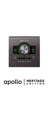 ■ご予約受付■ Universal Audio(ユニバーサルオーディオ) /  Apollo Twin X Duo Heritage Edition オーディオ・インターフェース