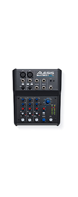 Alesis(アレシス) / MultiMix4 USB FX オーディオインターフェース・エフェクト搭載 ミキサー 2大特典セット