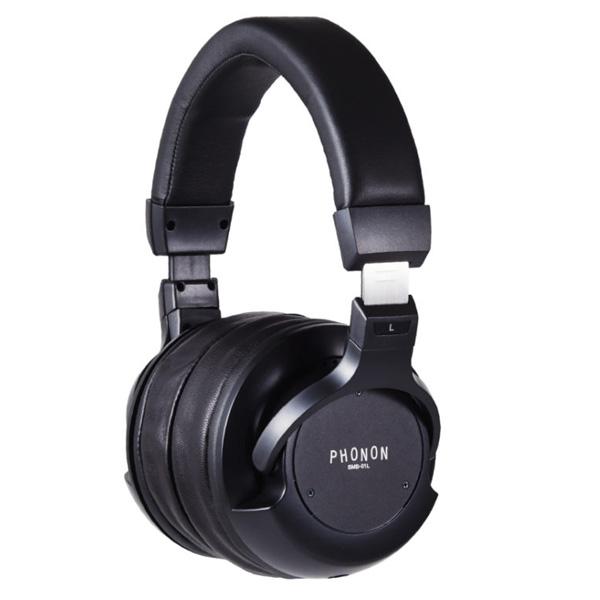 PHONON(フォノン) / SMB-01L プロフェッショナルモニタリングヘッドホン 1大特典セット
