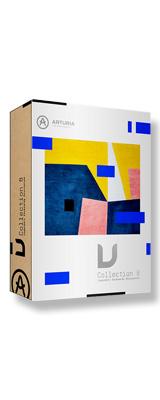 ■ご予約受付■ ARTURIA(アートリア) / V COLLECTION 8 【パッケージ版】 シンセ音源ソフト・プラクイン 【2021年1月中旬発売予定】