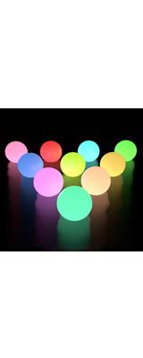 LOFTEK / Floating Pool Lights / 10個パック / 防水 / フローティング キャンドル / 照明 ライト 【輸入品】