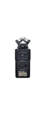 ZOOM(ズーム) / H6 BLK (ブラックエディション) ポータブル ハンディレコーダー