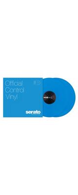 """12"""" Serato Control Vinyl [Neon Blue] [2LP] 【セラートコントロールトーン収録 SERATO SCRATCH LIVE, SERATO DJ】"""