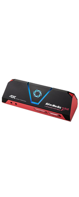 AVerMedia(アバーメディア) / Live Gamer Portable 2 PLUS (AVT-C878 PLUS) / スタンドアローン型 ゲームキャプチャー 【直輸入品】