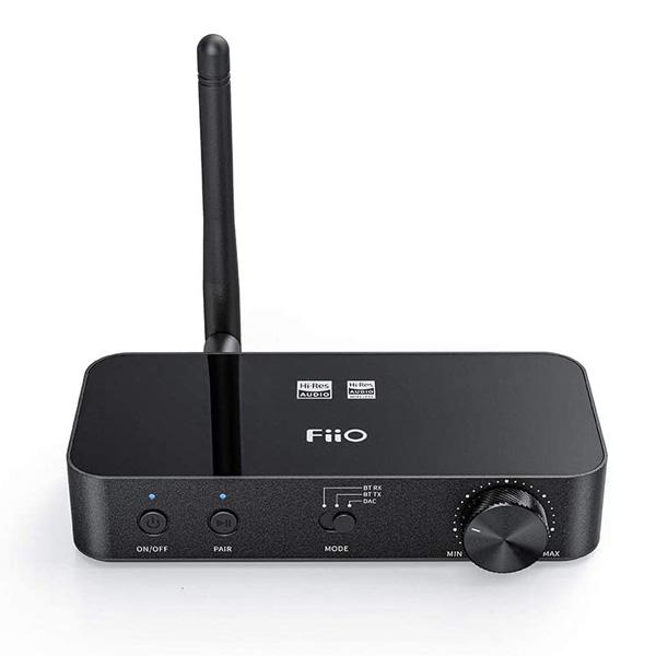 ■ご予約受付■ FiiO(フィーオ) / BTA30 Bluetoothレシーバー&トランスミッター機能搭載USB DAC [Serial removed]