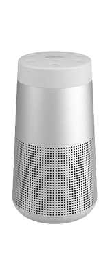 BOSE(ボーズ) / SoundLink Revolve II Bluetooth speaker (Lux Silver) ワイヤレススピーカー 1大特典セット