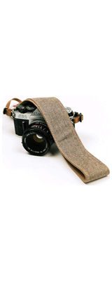 Art Tribute / Brown Jeans Real Denim Belt Camera Strap for All DSLR Camera カメラストラップ