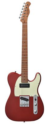 【新品】Bacchus(バッカス) / BTE-2-RSM/M CAR エレキギター ローステッドメイプルネック仕様 数量限定おまけ付き