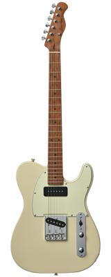【新品】Bacchus(バッカス) / BTE-2-RSM/M OWH エレキギター ローステッドメイプルネック仕様 数量限定おまけ付き