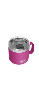 YETI COOLERS(イエティクーラーズ) / Rambler ランブラー 14oz / PRICKLY PEAR PINK / タンブラー マグカップ アウトドア 【海外限定・直輸入品】