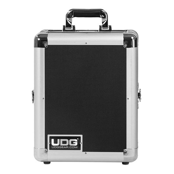 UDG / Ultimate Pick Foam フライトケース S Silver 【ミキサーからCDJなど幅広い機種に対応】