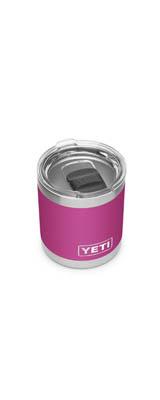 YETI COOLERS(イエティクーラーズ) / Rambler ランブラー 10oz / PRICKLY PEAR PINK / ローボウル タンブラー マグカップ アウトドア 【海外限定色・直輸入品】