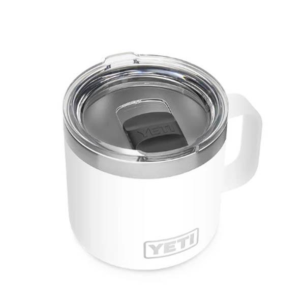 YETI COOLERS(イエティクーラーズ) / Rambler ランブラー 14oz / WHITE / タンブラー マグカップ アウトドア 【直輸入品】