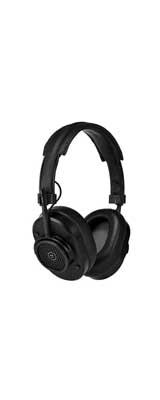 MASTER & DYNAMIC(マスターアンドダイナミック) / MH40 Wireless / Black / ワイヤレス ヘッドホン 【海外限定色・輸入品】 1大特典セット