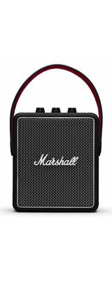Marshall(マーシャル) / STOCKWELL II (BLACK) IPX4防水仕様 Bluetooth対応ワイヤレススピーカー 1大特典セット