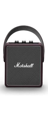 Marshall(マーシャル) / STOCKWELL II (BURGUNDY) IPX4防水仕様 Bluetooth対応ワイヤレススピーカー 1大特典セット