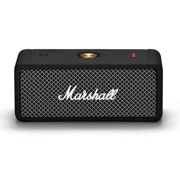 Marshall(マーシャル) / Emberton (BLACK) IPX7防水仕様 Bluetooth対応ワイヤレススピーカー