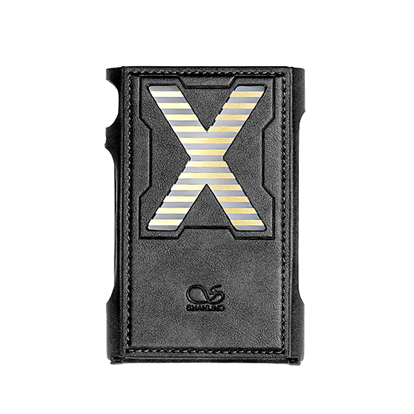SHANLING(シャンリン) / M3X Case Black / M3X用 PUレザー ケース カバー 【本体:3月26日発売】