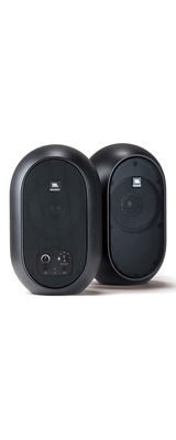 JBL(ジェービーエル) / 104-BT-Y3 BLACK (2本セット) Bluetooth5.0対応 同軸パワードモニタースピーカー【メーカー3年保証付属】 1大特典セット