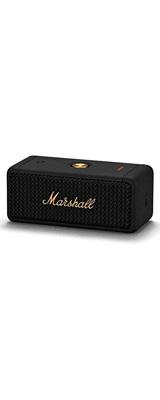 Marshall(マーシャル) / Emberton (BLACK and BRASS) IPX7防水仕様 Bluetooth対応ワイヤレススピーカー 1大特典セット
