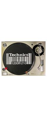 【限定1台】【中古】Technics(テクニクス) / SL-1200MK3D (シルバー) ターンテーブル 【6ヶ月保証付き】
