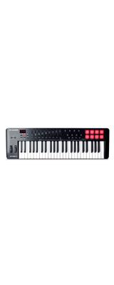 M-Audio(エム・オーディオ) / Oxygen 49 MKV  / USB MIDI キーボードコントローラー 【5月13日発売予定】 1大特典セット