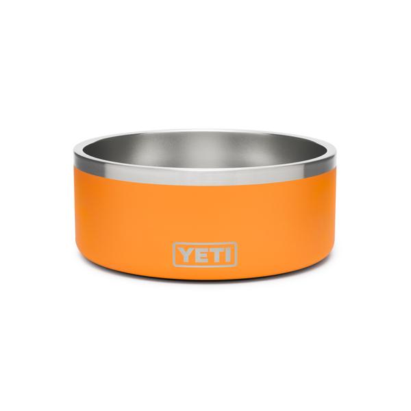 YETI COOLERS(イエティクーラーズ) / Boomer 8 / KING CRAB ORANGE / ブーマー / DOG BOWL 犬用 フードボウル  / ペット用品 お皿 【国内未発売 直輸入品】