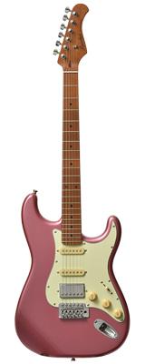 【新品】Bacchus(バッカス) / BST-2-RSM/M BGM エレキギター ローステッドメイプルネック仕様 数量限定おまけ付き