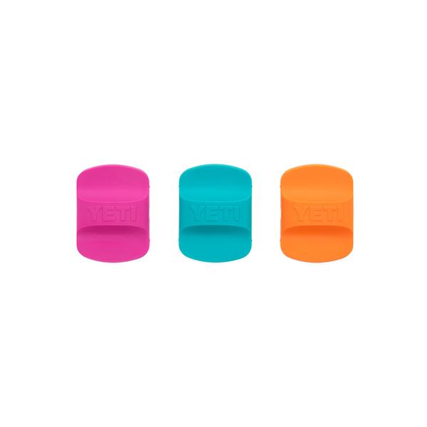 YETI COOLERS(イエティクーラーズ) / RAMBLER MAGSLIDER COLOR PACK / マグスライダー パーツ アクセサリー (1パック:3個入りパック) ピンク/ブルー/オレンジ 【輸入品】