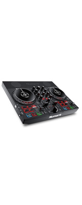Numark(ヌマーク) / Party Mix Live 【Serato DJ Lite付属】 LEDパーティライト搭載・スピーカー内蔵DJコントローラー 【6月30日(水)発売】 4大特典セット