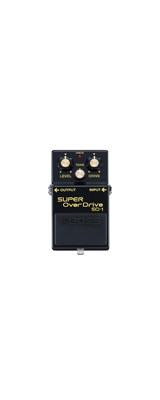 BOSS(ボス) / SD-1-4A / SUPER Over Drive (40th Anniversary) 【40周年記念限定モデル】 オーバードライブ / ギターエフェクター