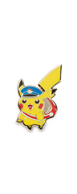 Pokemon Center(ポケモンセンター) / Special Delivery Pikachu Pok mon Pin / USA限定 デリバリー ピカチュウ ピンズ 【海外限定】
