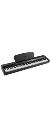 ALESIS(アレシス) / Prestige スピーカー内蔵 88鍵 ハンマーアクション鍵盤 電子ピアノ・MIDIキーボード 【サステインペダル、譜面台 付属】 2大特典セット