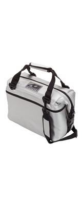AO Coolers / カーボン Carbon 12パック / シルバー / ソフトクーラー クーラーボックス  (カーボンシリーズ) 【輸入品】