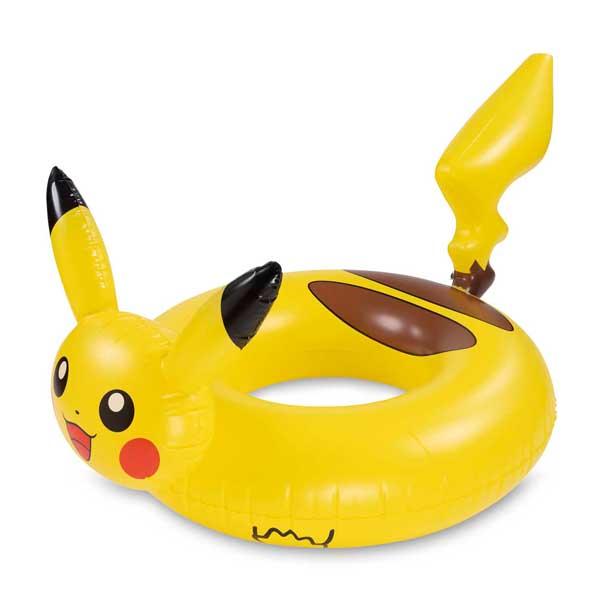 ■ご予約受付■ Pokemon Center (ポケモンセンター) / ピカチュウ (Pikachu) / フロート 浮き輪 【輸入品】【7月中旬頃発売】