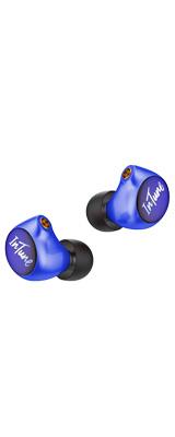 iBasso Audio(アイバッソ オーディオ) / IT01X (BLUE) MMCX コネクタ対応 ダイナミック型 インイヤーモニターイヤホン 1大特典セット