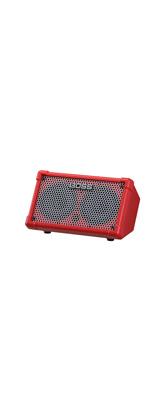 ■ご予約受付■ BOSS(ボス) / CUBE Street II Red  (CUBE-ST2-R) / 電池駆動対応・ギター/パフォーマンス用アンプ 【9月発売予定】