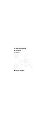 Sonarworks / SoundID Reference for Headphones パッケージ版