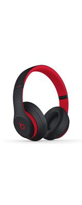 Beats(ビーツ) / Studio3 Wireless / Defiant Black-Red レジスタンス・ブラックレッド / ワイヤレス ヘッドホン 【輸入品】 1大特典セット