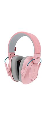 ALPINE HEARING PROTECTION(アルパイン) / MUFFY KIDS PIK(ピンク) お子様むけ遮音イヤーマフ