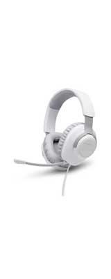 JBL(ジェービーエル) / Quantum 100 / White / ゲーミング ヘッドセット 【海外限定色・輸入品】 1大特典セット