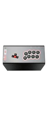 Mixboxarcade / Mixbox Controller (BLACK)  [WASD角度付き] 【PS4 PRO PS4 PS3 PC対応】 - アーケードコントローラー アケコン