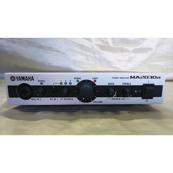 【中古/アウトレット品】YAMAHA(ヤマハ) / MA2030a - パワーアンプ 【箱無し、取説無し】