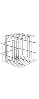 ZOMO(ゾモ) / VS-Rack Cube (0030103193) / chrome レコード 収納ラック