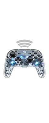 【日本語マニュアル付き】 PDP Afterglow Wireless Deluxe / 任天堂 Nintendo Switch LED 光る コントローラー 【輸入品】