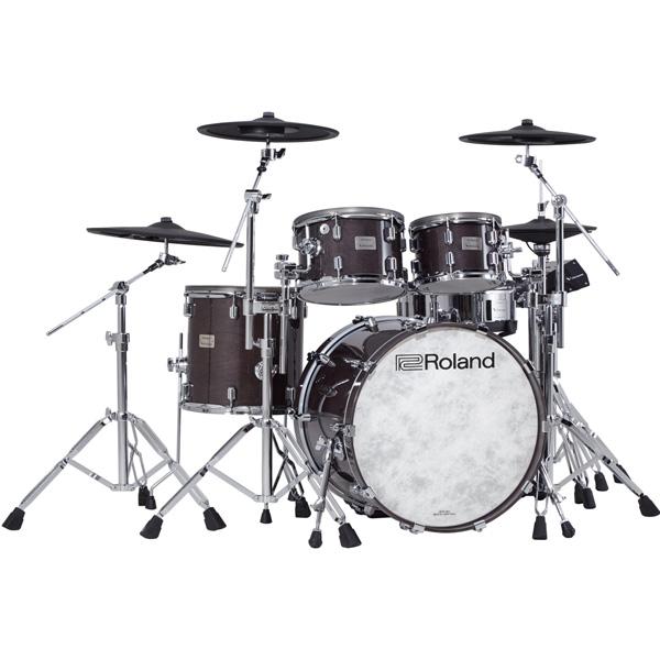 ■ご予約受付■ Roland(ローランド) / VAD706-GE (グロス・エボニー) V-Drums Vドラム 電子ドラム エレドラ