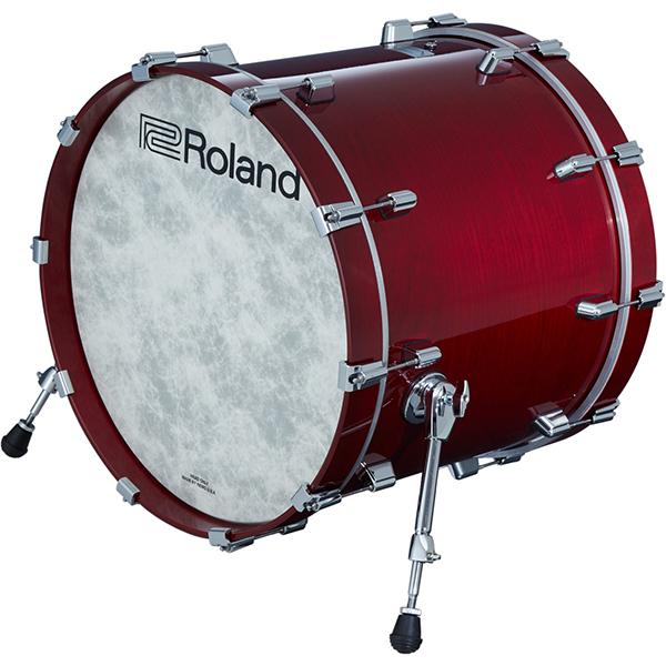 ■ご予約受付■ Roland(ローランド) / KD-222-GC グロスチェリー V-Drums Acoustic Design / Kick Drum Pad【2021年12月下旬発売予定】