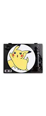 Pokemon Center (ポケモンセンター) / U-Turn Audioコラボ / ターンテーブル (ダストカバー付き) 【輸入品】