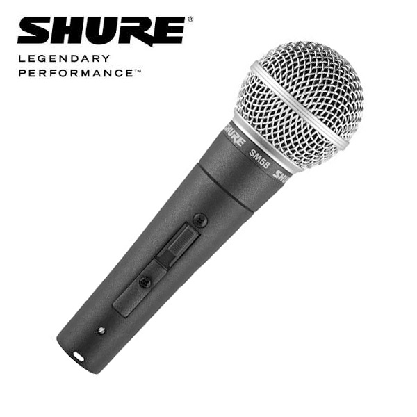 Shure(シュアー) / SM58SE [スイッチ付] ダイナミックマイク 【正規品2年保証】